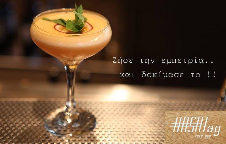 Στο Hashtag cafe bar τα βρίσκεις όλα !!! Απολαύστε κάθε στιγμή της ημέρας τις πιο ιδιαίτερες γεύσεις και χαλαρώστε στο φιλόξενο περιβάλλον μας με αγαπημένες συνηθειες: Διασκέδαση-Ποτό-φαγητό-γλυκό-Καφέ !! ------------------------------------------------------------------- Γλυκές Παρασκευές που μας ταξιδεύουν παρέα με τον καταπληκτικό καφέ και τα γλυκίσματα μας !! ------------------------------------------------------------------- Σάββατο βράδυ υπάρχει Sushi φαγητό με μοναδικές γεύσεις για…