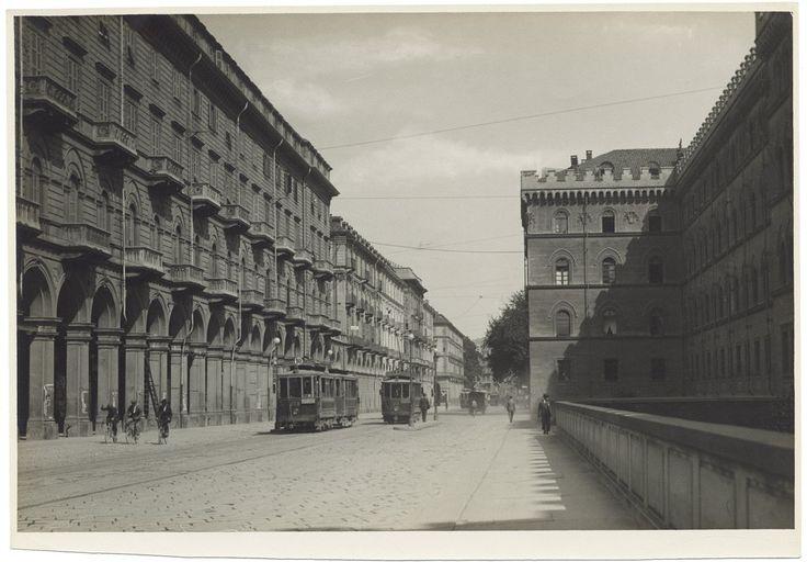 Caserma Cernaia. Fotografia di Giancarlo Dall'Armi. © Archivio Storico della Città di Torino