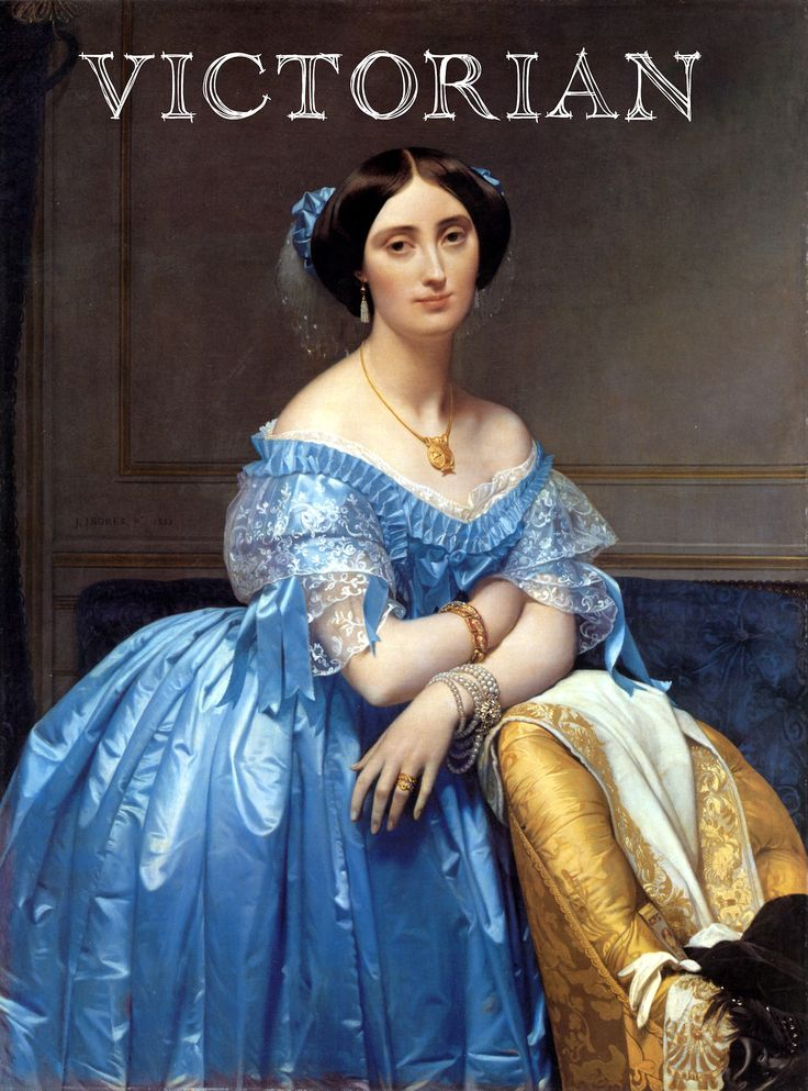 Victorian:  Queen Victoria's reign from 1837 to 1901 (but will sometimes be considered to start earlier due to the Reform Act of 1832)
