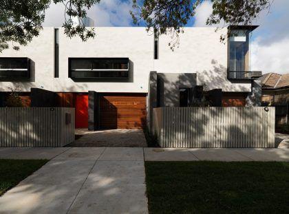 Elwood Townhouses | MAArchitects