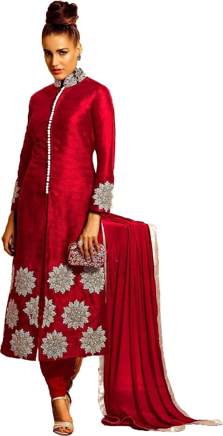 240 best images about dress material on pinterest salwar for Amazon designer wedding dresses