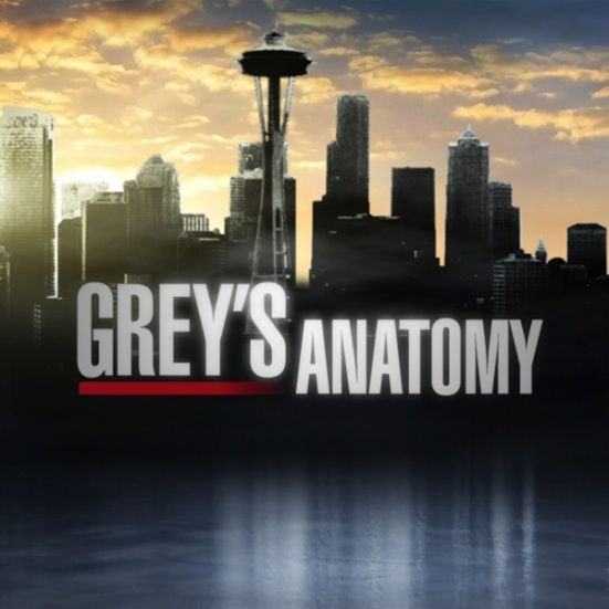 Grey's Anatomy, another favorite show!