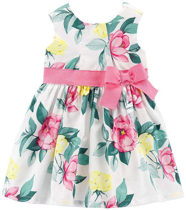 0f54c6fad Carter's Sleeveless A-Line Dress - Baby Girls in 2019 | Products ...