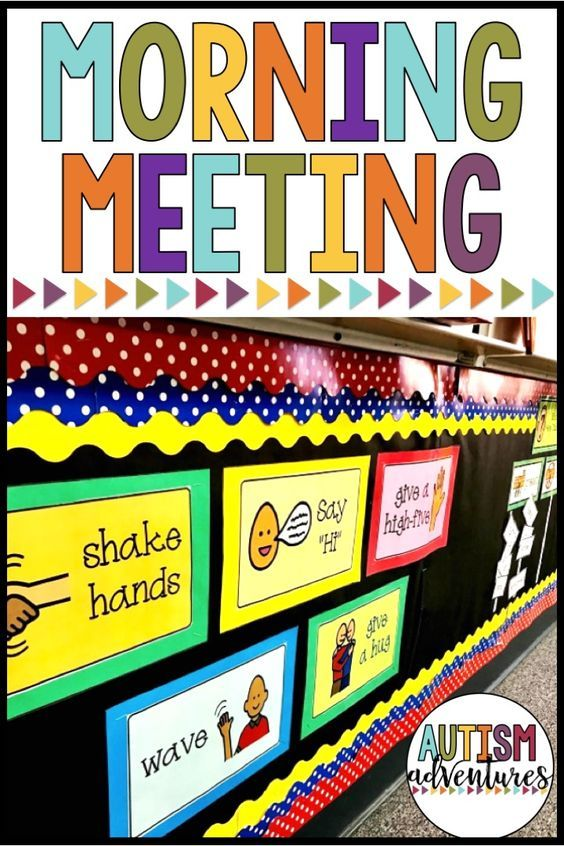 Classroom Greeting Ideas ~ Best ideas about morning meeting kindergarten on