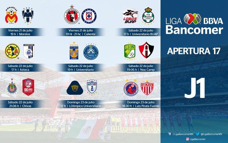 LIGA MX - Página Oficial de la Liga del Fútbol Profesional en México .: Bienvenido - 21140 - ligamx.net