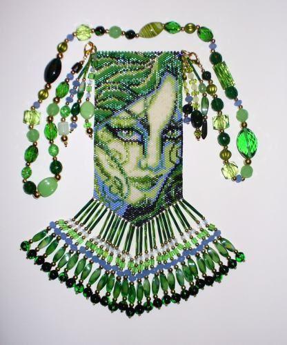 Chris Manes, Absinthe Amulet Bag