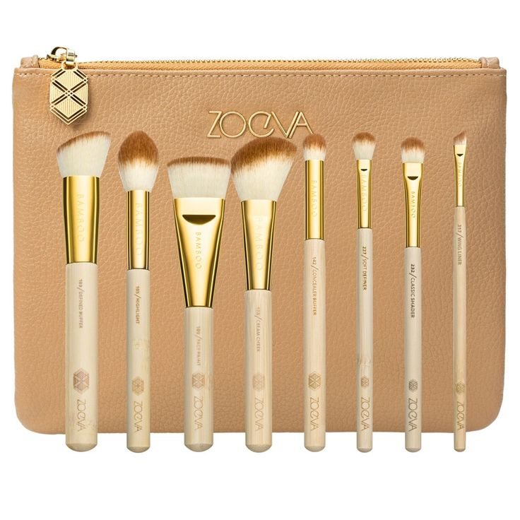 ZOEVA Sett Bamboo Luxury Set (Vol. 2) PRODUCT