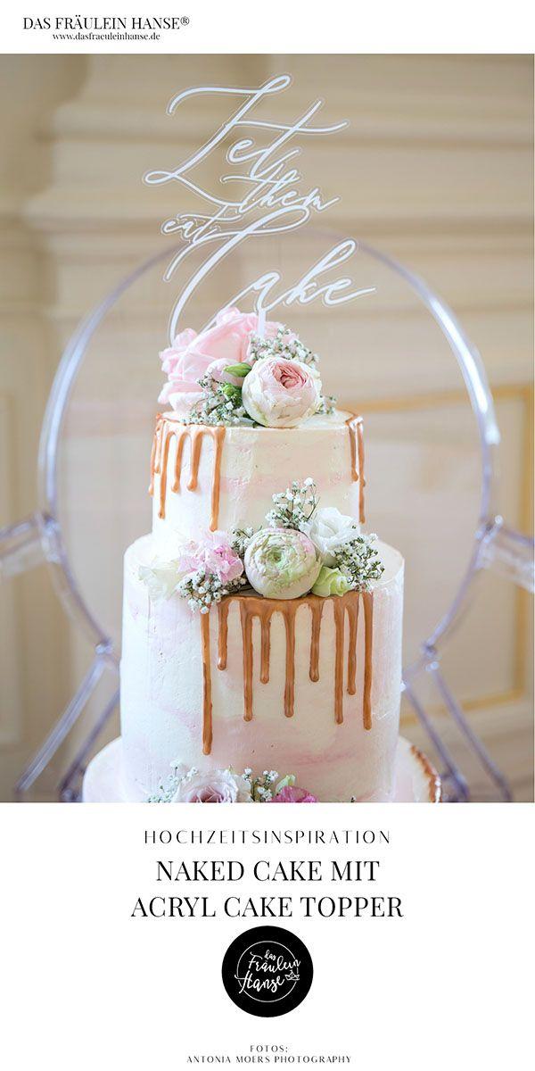 Individualisierte Cake Topper Aus Klarem Acryl Weddinginspo Weddinginspiration Mariantoinette Pastell Pastellfarben Rosa Wedding Cakes Vanilla Cake Cake