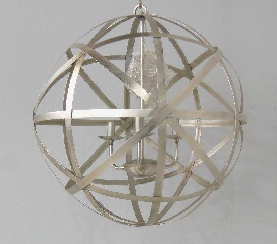 Best 25+ Sphere light fixture ideas on Pinterest | Light fixtures Rustic pendant lighting and Kitchen island lighting & Best 25+ Sphere light fixture ideas on Pinterest | Light fixtures ... azcodes.com