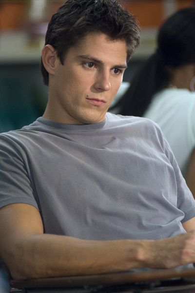 Sean Faris. It's like he doesn't even know what he does to me.
