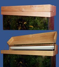 100 Gallon Aquarium Stand Plans Hood Woodworking Projects