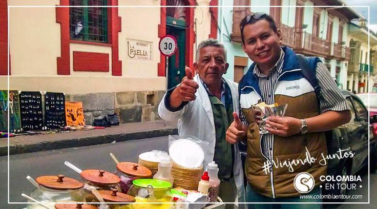 Ernesto Guzmán Clientes Felices Colombia en Tour