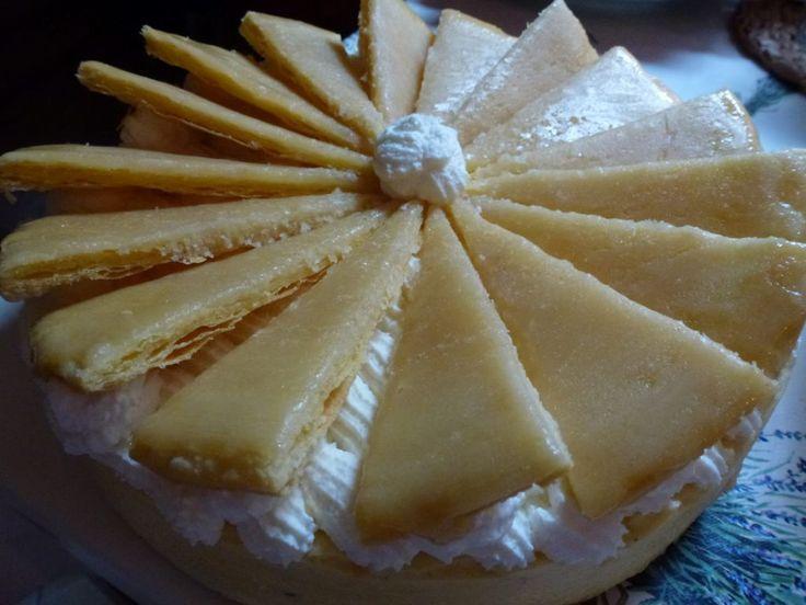 francia kremes torta
