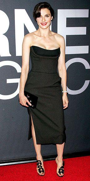 Rachel Weisz in Dior Haute Couture