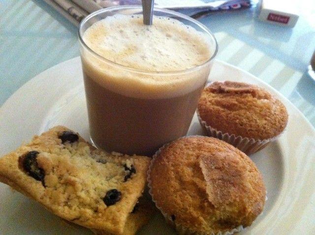 22 best images about desayunos on pinterest bacon tes for Desayuno frances tradicional