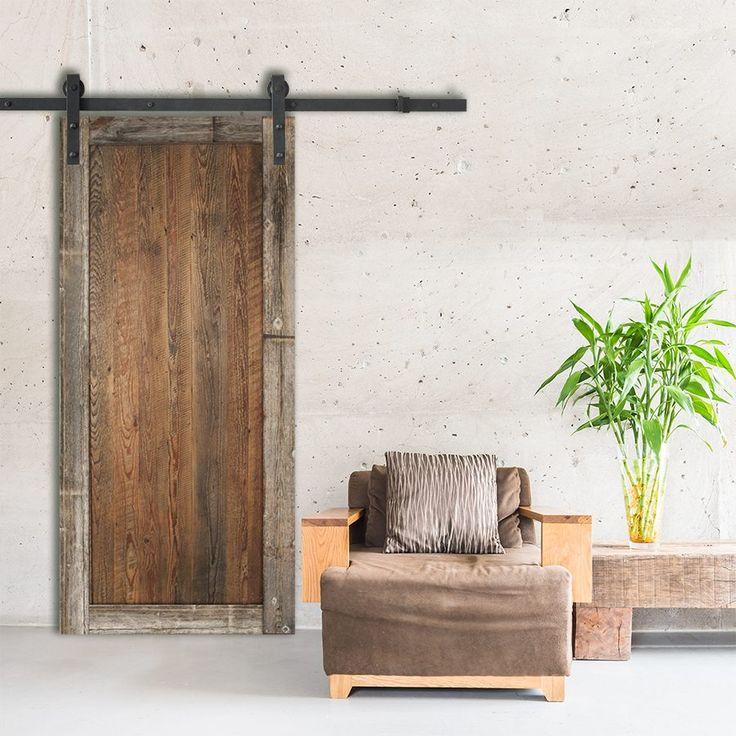 59 best Bois de grange images on Pinterest Future house - comment changer une porte