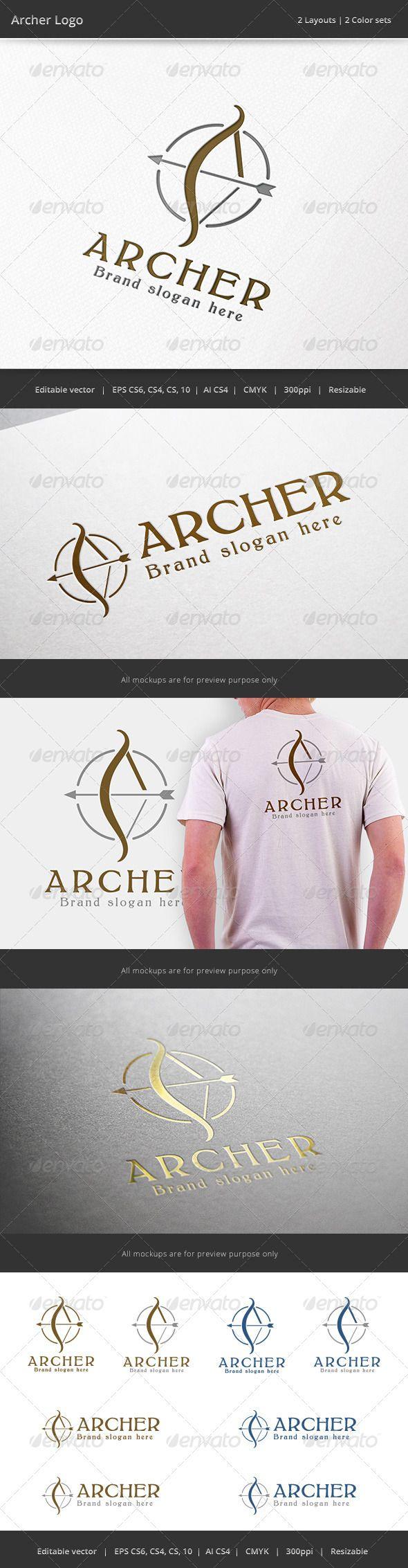 Archer Arrow Logo