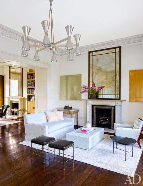 A grand London townhouse gets a luxe makeover with shimmering surfaces An flat in a historic manor graced with soaring columns and exquisite plasterwork is brought back to glorious life by designer Mark GilletteStately 1830s architecture meets cutting-edge art and design in a historic home updated for a collector by Francis SultanaEnglish musician Ned Lambton set about restoring a 17th century Tuscan villa as a luxuriously laid-back retreat for family and friends