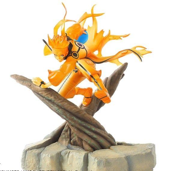 Naruto Uzumaki Sennin Action Figure Naruto Uzumaki Naruto