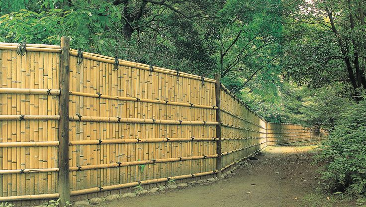 Front Yard Wood Fence Designs