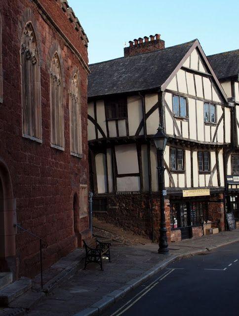 : St Mary Steps Church, West Street, Exeter, Devon