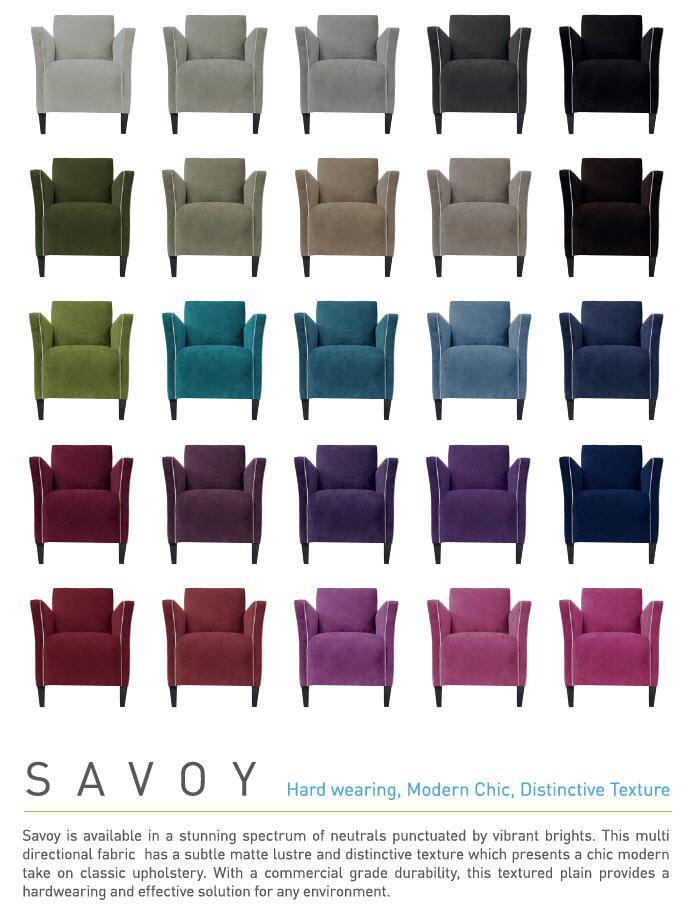 Window Furnishings International March 2014 - Savoy advertisement