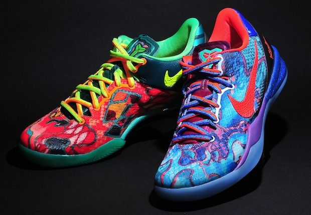 """What The Kobe"", Kobe 8 shoes.  Release in Winter 2013/14?"