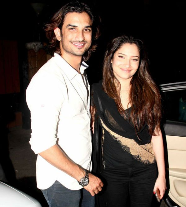 Sushant Singh Rajputs POSSESSIVE girlfriend Ankita Lokhande not insecure about his closeness with Kriti Sanon or Parineeti Chopra!