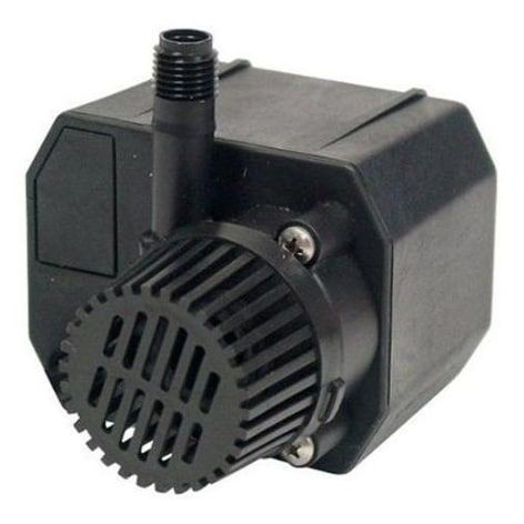 Beckett 7301610 Submersible Small Pond Pump, 7.1'H, Blue pool