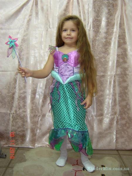 Карнавальные костюмы русалочка рыбка