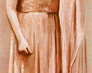 Greek woman - Pablo Picasso