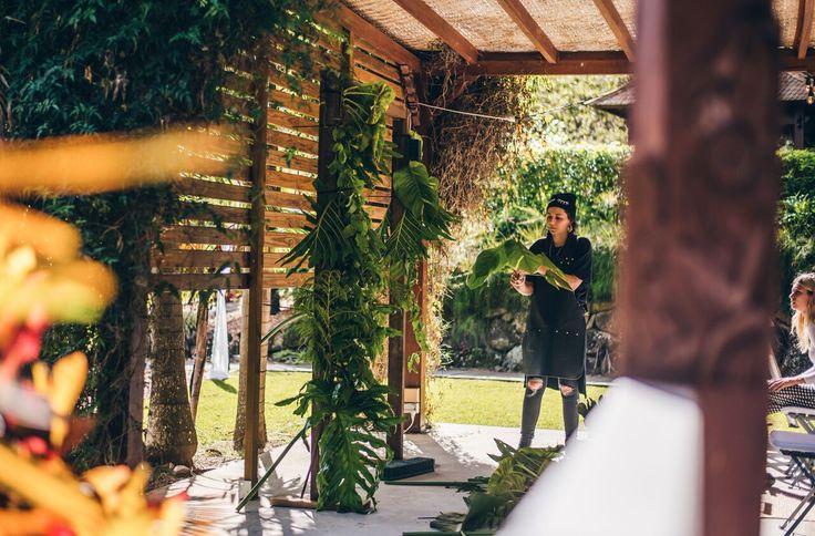 www.bohemianbrides.com.au/  Venue: @bilambellebliss Photographer: @civi_photography Dresses: @bohemianbrides Furniture: @theonedayhouse_rentals Decor: @drifttradingco Floristry: @frankieandhaley
