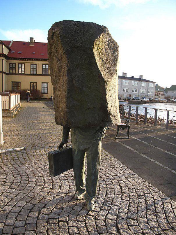 25 des sculptures les plus créatives et les statues à travers le monde - dinfo.gr