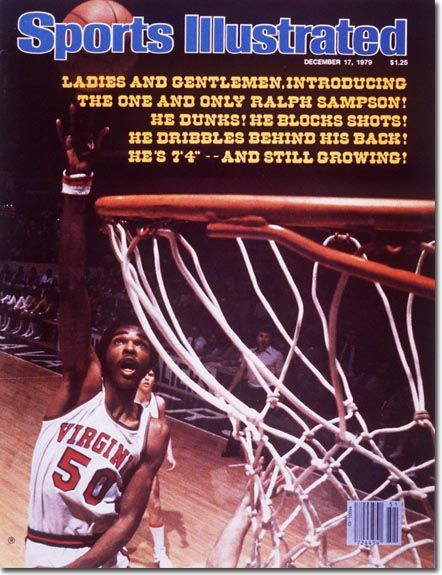 Sports Illustrated Introducing RALPH SAMPSON!! December 17, 1979