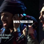Atif Aslam and Qayaas, Charkha Nolakha, Coke Studio 5 Episode 1