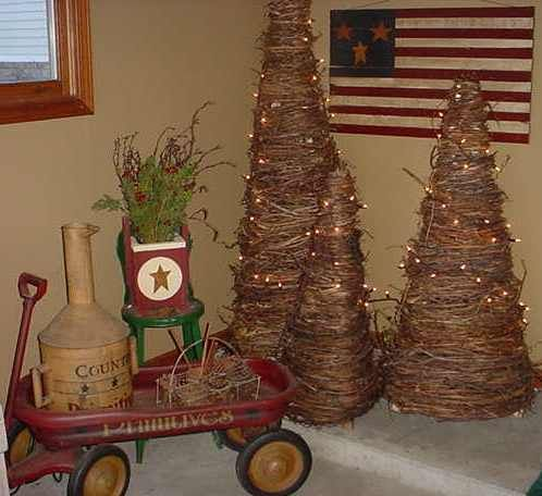 184 Best Christmas Primitive Images On Pinterest Prim