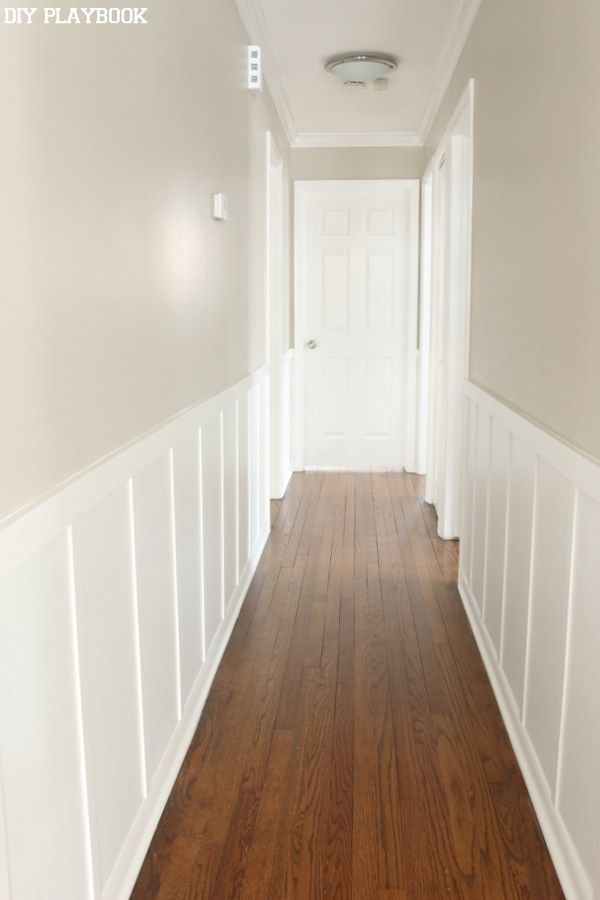 What Colour Should I Paint A Small Hallway