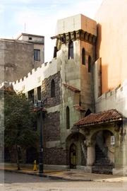 Casa Taller Kulczewski  Calle Estados Unidos  Arq. L. Kulczewski, 1930  Santiago, Chile.