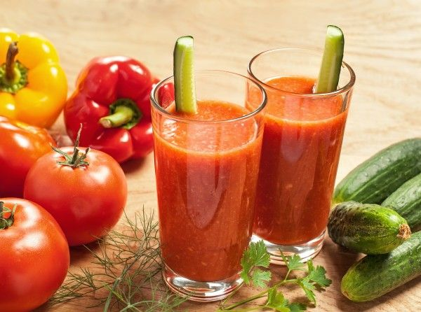 Bloody Mary Smoothie - All Nutribullet Recipes