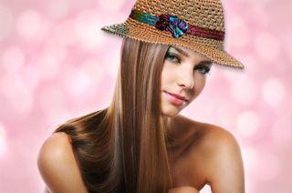 Sombrero para damas y adolecentes tejido al crochet. Amplia colección y modelos