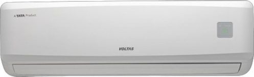 Voltas 1.5 Ton 3 Star Split AC  White  (183DYa Aluminium Condenser) At Rs.24499 From Flipkart