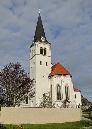Raitenbuch, Pfarrkirche St. Blasius (Weissenburg-Gunzenhausen)