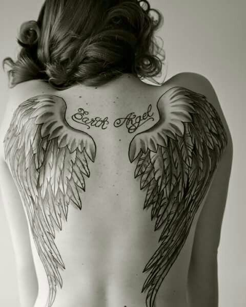 1000 Ideas About Angel Tattoo Designs On Pinterest: 1000+ Ideas About Angel Wing Tattoos On Pinterest
