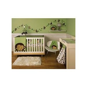 His nursery theme