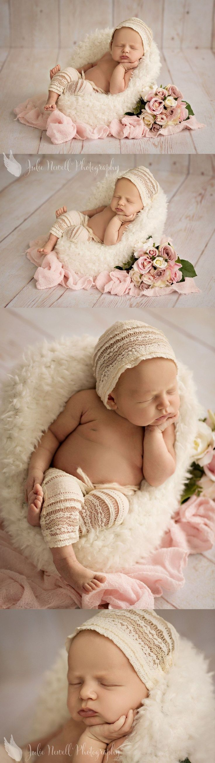 Julie Newell Photography » Lakelyn Grace Draska | Chicago Newborn Photographer