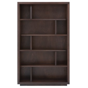 BOOM bookcase living rm insert  F2 furnishings #Ambleside Rooms