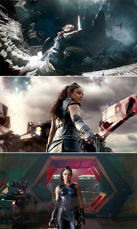 Thor Ragnarok - Valkyrie