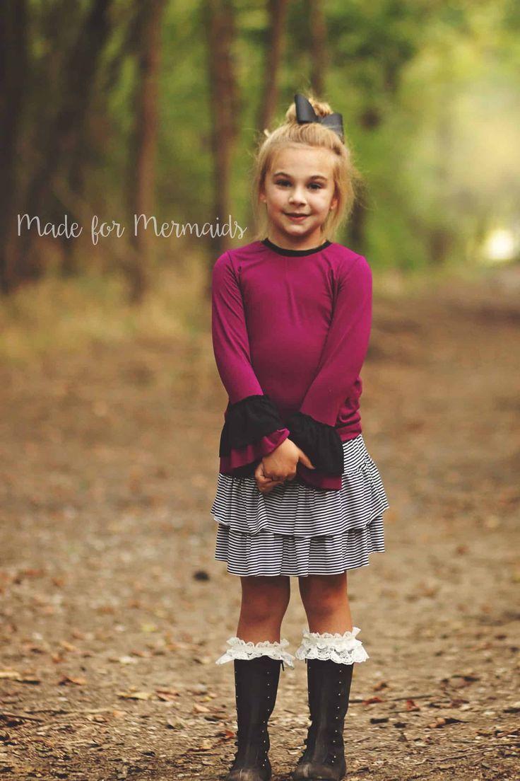 198 besten Sewing Patterns - Girls Bilder auf Pinterest | 6 monate ...
