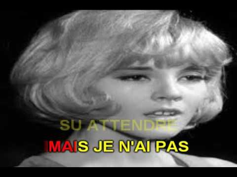 KARAOKE SYLVIE VARTAN   Ma reine de Saba  1972  ESPACE KARAOKE 51
