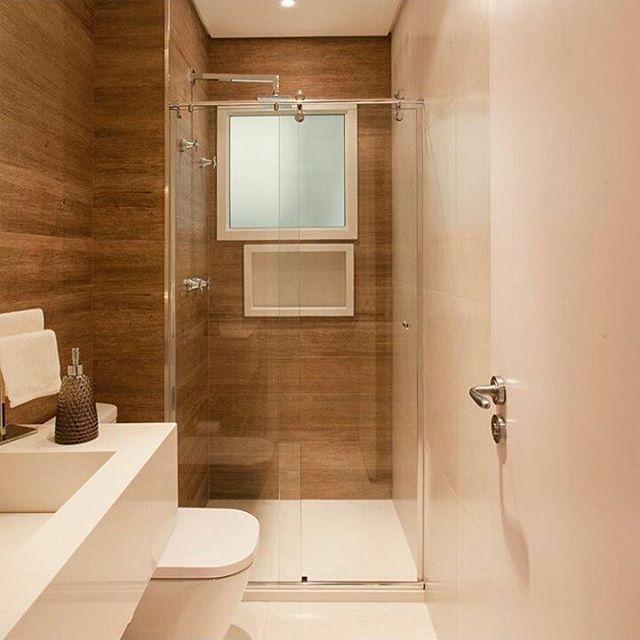 17 best ideas about Porcelanato Banheiro on Pinterest  Pastilha no banheiro, -> Banheiro Decorado Com Mdf